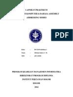 Laporan Orkom - Addressing Modes (Pertemuan 13)