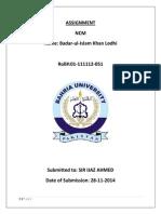 NCM Assignment.docx