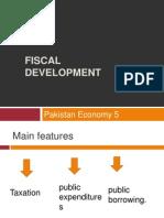Fiscal Dev