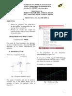 caracterizacion de transistor MOS
