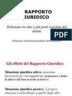 6 Rapporto giuridico - contratto