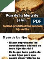 Milagros de Jesus. IBE Callao Sanidad Pan de Los Hijos