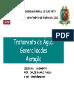 1Tratamento de Agua_Generalidades_Aeracao n