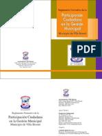 Reglamento Participacion en Navarrete