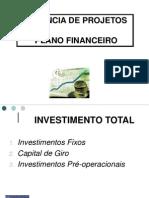 5 - Plano Financeiro