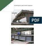 Penggunaan Balok Girder Pada Struktur Bangunan