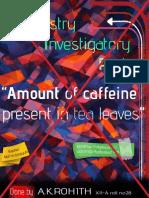 My Chemistry Investigatory upload