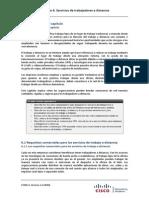 CCNA4_Capitulo 6 Servicios de Trabajadores a Distancia