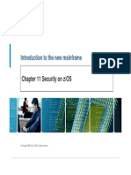 Chapter11 Security on ZOS Slides
