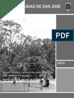 Doc Áreas Verdes del Cantón de San José 2014