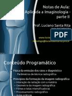 Notas Aula Fisica Aplicada Imaginologia PII-V3 2014