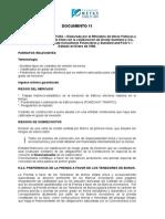 11 Bono de Infraestructura Chile