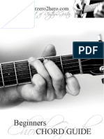 Learn Acoustic Guitar Chords eBook