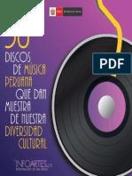 50 Discos de Música Peruana