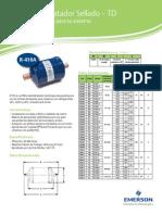 Folleto TD Filtro Deshidratador-LR