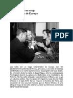Los Cafés - George Syeiner - Ensayo