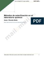 Metodos de Esterilizacion en Laboratorio (BIBLIOTECA de GIANPERCY)