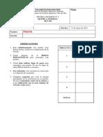 Pauta II Prueba Solemne Qui-102 2012