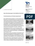 PM WNA Fertigstellung Nedlitzer Durchstich, 11.12.14