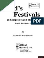Gods Festivals Vol1