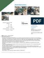 Las Piezas Del Motor Motor VOLVO FH16
