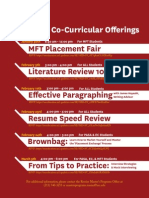 MPO Spring 2015 Co-Curricular Offerings (w.o. Text)