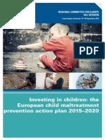 Investing in Children EuropeanActionPlan