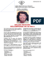 O.P.P. $50,000 Reward - Murder of Debra Himmelman