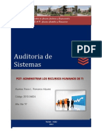 Modelos de Madurez - COBIT 4.1