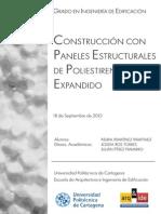 Paneles Estructurales de Poliestireno Expandido