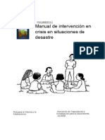 Manual de intervencion en crisis