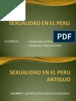Sexualidad en El Peru