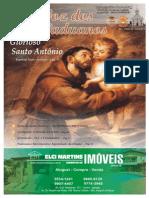 Informativo Voz Dos Paduanos - Ano I - Edição 06