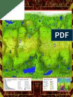 Heavy Gear - Mapa de Terranova