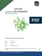 20141211 - Design Document for Neodymium Generator Clean Energy HomeBox 1.2 ENGLISH