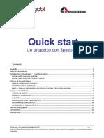 SpagoBI 4.x Quick Start IT