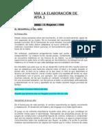 Elaboración de Monografías-Apuntes