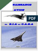 Connaissance Avion Tome 1