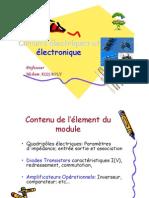 Circuits Électriques Et Électronique