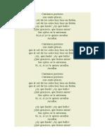 Cantemos Pastores