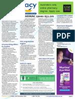 Pharmacy Daily for Fri 12 Dec 2014 - PHARMAC saves $52.2m, GP prescribing differs by location, PGNZ