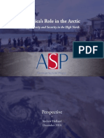 Americas Role in the Arctic