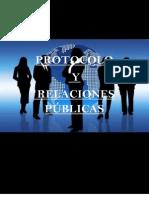 Protocolo y Relaciones Publicas