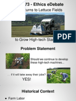 power point for cst 373 project 1 lettuce fields