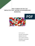 Industria Farmaceutică
