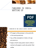 Overview of The Indian Coffee Industry
