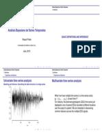 Analisis Bayesiano de Series Temporales
