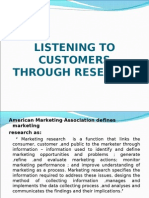 Listening+to+Customers+Through+Research