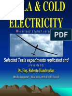 Tesla and Cold Electricity-revised English Version
