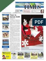 December 12, 2014 Strathmore Times